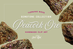 Peacock Ore – Gemstone Collection